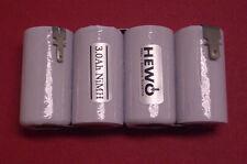 Gardena ACCU 75 ACCU Batteria 75 8802 8818 4,8v 3.0ah NiMH Nuovo Batteria Batteria di ricambio
