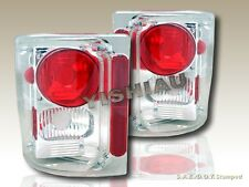 1973-1991 SUBURBAN/BLAZER ALTEZZA TAIL LIGHTS CLEAR 1990 1989 1988