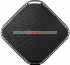 sandisk portable ssd 120gb 120g extreme 500 solid state drive sdssdext neu ct