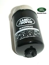 Genuine Land Rover - Defender TDCi / Puma 2007 - Fuel Filter WJI500040