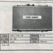 Honda Accord CG/CK 4 Door 12/97 to 5/03 3L V6 Radiator