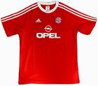 BAYERN MUNICH 2000/01 - HOME ADIDAS RETRO FOOTBALL SHIRT-EXTRA LARGE ADULT-BNWT