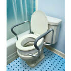 Best Toilet Seat Risers - Raised Toilet Seat with Arms Elongated for Elderly Review