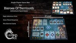 Heroes of Terrinoth Custom Made Game Mat