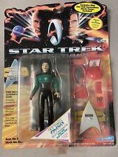 Star Trek Generations Action Figure Commander Deanna Troi Toy Sealed