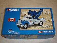 A Corgi 53603 Mack B,  Wrecker, CAA, boxed