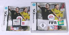 Game: FIFA 11 2011 Football for Nintendo DS + LITE + DSi + XL + 3ds 2ds