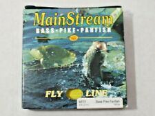 Wf-7-F Rio Mainstream Bass Pike Panfish Taper Floating Fly Line Yellow
