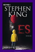 Stephen King - Es - Horror- Der Roman zum Kinofilm