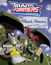 Transformers Animated The Allspark Almanac by Jim Sorenson IDW Graphic Novel TPB