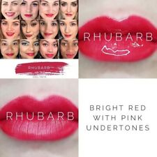SeneGence LipSense Rhubarb Liquid Lip Color Brand New And Sealed