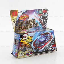 Beyblade Big Bang Pegasis F:D Metal Fusion 4D System BB105 Rapidity Fight Master