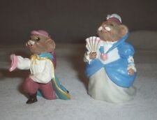 1994 Hallmark Cinderella Prince Charming & Step Mother Merry Minitatures