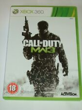 "Call Of Duty Modern Warfare 3  Xbox 360  ""FREE UK  P&P"""