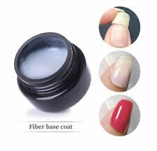 Broken Nail Repair UV LED Fibre Fiber Gel Nail Extentions Sealer Soak Off 5ml UK