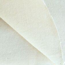 robuster Segeltuch-Stoff mit 300cm �œberbreite Baumwoll Rohware Meterware Tolko