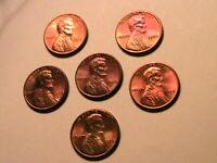 1975-1980 Wayte Raymond Holder Toned Near Gem Lincoln Mem. Cents One Penny Coin