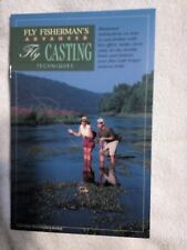 "Fly Fisherman's ""Advanced Fly Casting Techniques"" Booklet 2000"