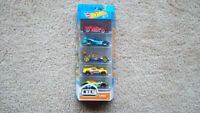 "Hot Wheels ""City"" 5- pack of Cars"
