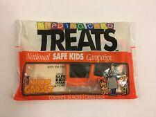Trading Card Treats Inspector Gadget National Safe Kids 1991 Impel (New)