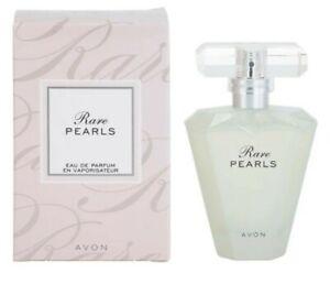 Avon Rare Pearls EDP  Eau De Parfum ~ New and Sealed Box ~ 50ml ~ Free P/P