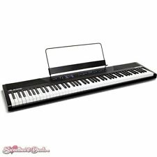 Alesis Recital 88-Key Digital Piano Electronic Keyboard with Full-Sized Keys