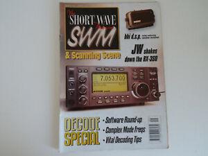 TEN TEC RX 350 RECEIVER REVIEW- (SHORT WAVE MAGAZINE)......RADIO-SPARES-IRELAND