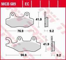 MCB689 Bremsbelag AEON Benilli Garelli Generic Honda Jincheng Kreidler Kymco MZ/