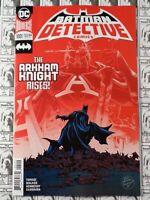 Detective Comics (2016) DC - #1001, 2nd Print Variant, Tomasi/Walker, NM