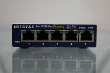 Netgear FS105 5-port Fast Ethernet Switch