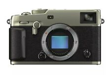 Fujifilm X-PRO3 Mirrorless Digital Camera Body (Dura Silver)