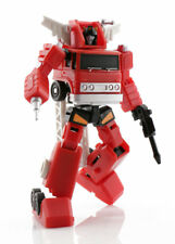 New MS-TOYS MS-B02 Robot Action Figure Fire Extinguisher mini Inferno in stock