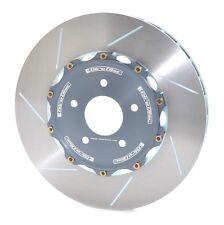 GIRO DISC FRONT 2-PC 350MM ROTOR PORSCHE 911 997 Turbo (steel) GiroDisc oem