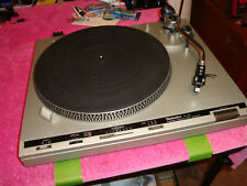 TECHNICS TURNTABLE SL B3 EX DEMO MODEL CLEANED AND WORKS GREAT WITH DUST COVER