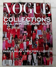 VOGUE PARIS Fashion COLLECTIONS Fall Winter 2016 2017 NEW YORK Milan LONDON No22