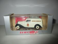 "MERCEDES 170 VAN ""LOWENBRAU"" RETRO VITESSE SCALA 1:43"