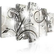Astratto Quadro su Tela in TNT Stampe Immagini Murale Moderni a-A-0051-b-m