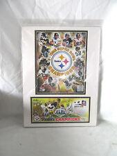 Pittsburg Steelers Super Bowl 2009 - NFL/USPS LICENSED PRODUCT