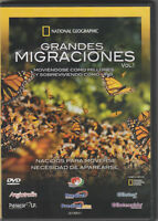 *National Geographic: Grandes Migraciones V. 1 (DVD) + Multiple promotions