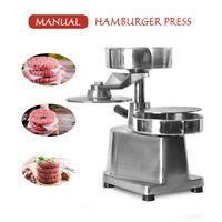 150MM Commercial Manual Burger Machine Hamburger Forming Presser Patty Maker
