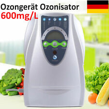 600mg/L Ozon-Generator Ozonisator Luft Wasser Desinfektion Ozon Ozongenerator