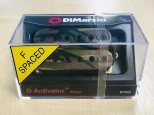 Dimarzio DP219F D Activator  CAMO  Neck Pickup IBANEZ John 5 Jem Steve Vai