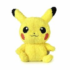 Poket Monster Pikachu Fluffy Plush Stuffed Sekiguchi 671160
