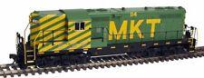 Escala H0 Atlas Locomotora diésel GP7 Missouri-Kansas-Texas MKT con sonido