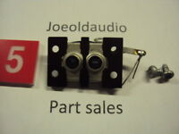 BSR C129R/A/1 Turntable Original RCA Output Jacks. Parting Out BSR C129R