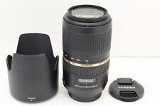 TAMRON SP 70-300mm F4-5.6 Di USD A005 AF Lens Sony Minolta Alpha Mount #190826b