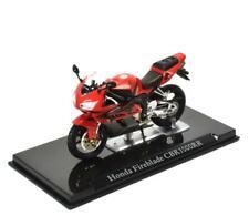 Honda Fireblade CBR 1000 RR 1/24 Atlas Superbikes MOTO DIECAST MOTORCYCLE 101