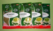 Romero Hierba Te (Rosemary Herbs Tea) 4 Bags