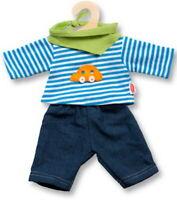 Puppenjeans mit Shirt 35-45 cm, 1 Stück