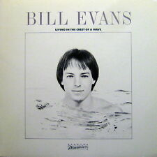 """12"""" Bill Evans Living In The Crest Of A Wave (Reef Carnival) 80`s Musicien (NM)"""